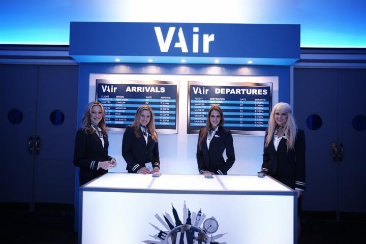 After - Guest Check In - VAIR Launch Event