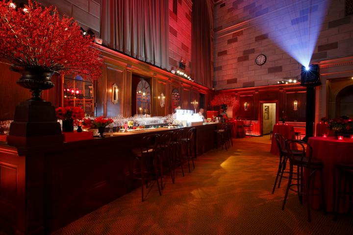 Before - Bar and Reception - Fashion + Parisian Fete